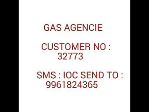 Gas agencies consumer number
