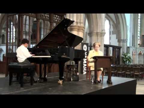 Beethoven Piano Sonata No.10 (allegro), Op.14, No.2 Played By Han(8)