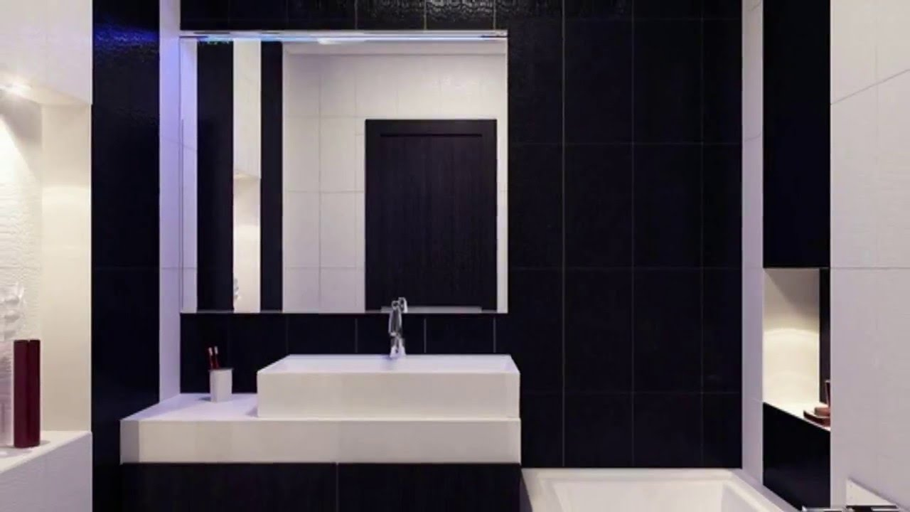 Дизайн ванной комнаты 6 кв м - YouTube