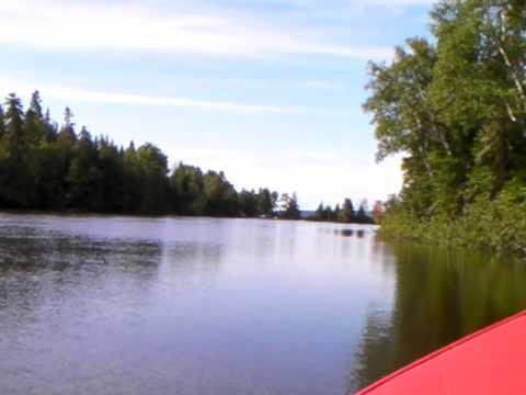Square Lake Thoroughfare (how to nagivate)