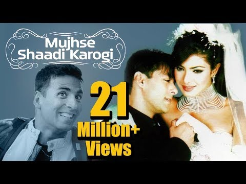 Watch Mujhse Shaadi Karogi (2004) Full Movie live Stream English Subtitle...