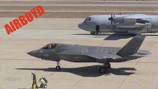 F-35 Landing Miramar