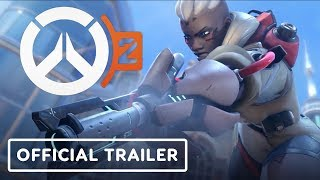 Overwatch 2 - Official Gameplay Trailer | Blizzcon 2019