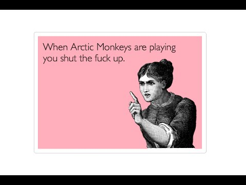 Arctic Monkeys megamix