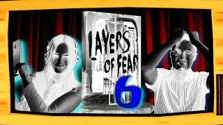 Layers of Fear odc. 6. Kredki, jako przykład koszmaru rodzica. #paragranimuje #horror