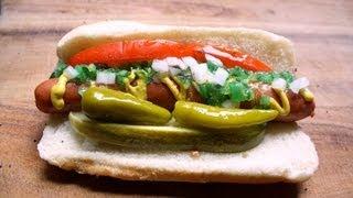 Jak zrobić  Hot doga z  Chicago -- najlepszy z najlepszych