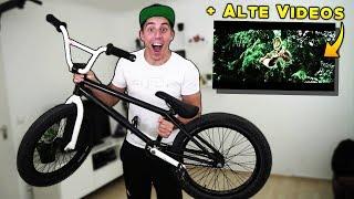 Mein BMX & alte BMX Videos!😱