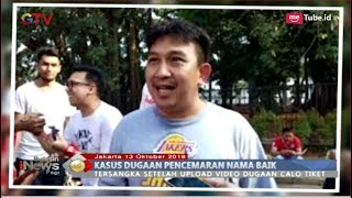 Pasca Ditetapkan Tersangka, Augie Fantinus Resmi Ditahan Polisi - BIP 13/10