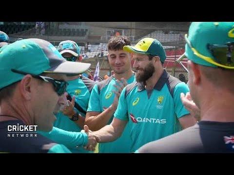 Neser receives maiden ODI cap