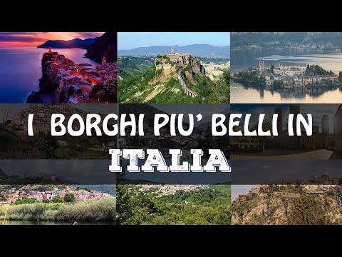 I borghi più belli d'Italia in 5 minuti