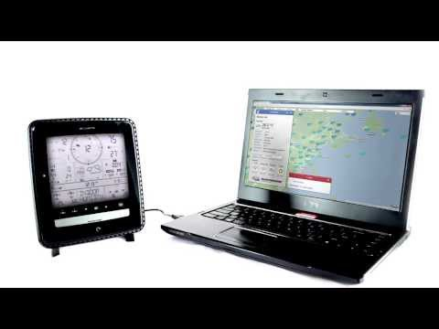 AcuRite PC Connect Weather Stations - Download Weather Data to your Computer