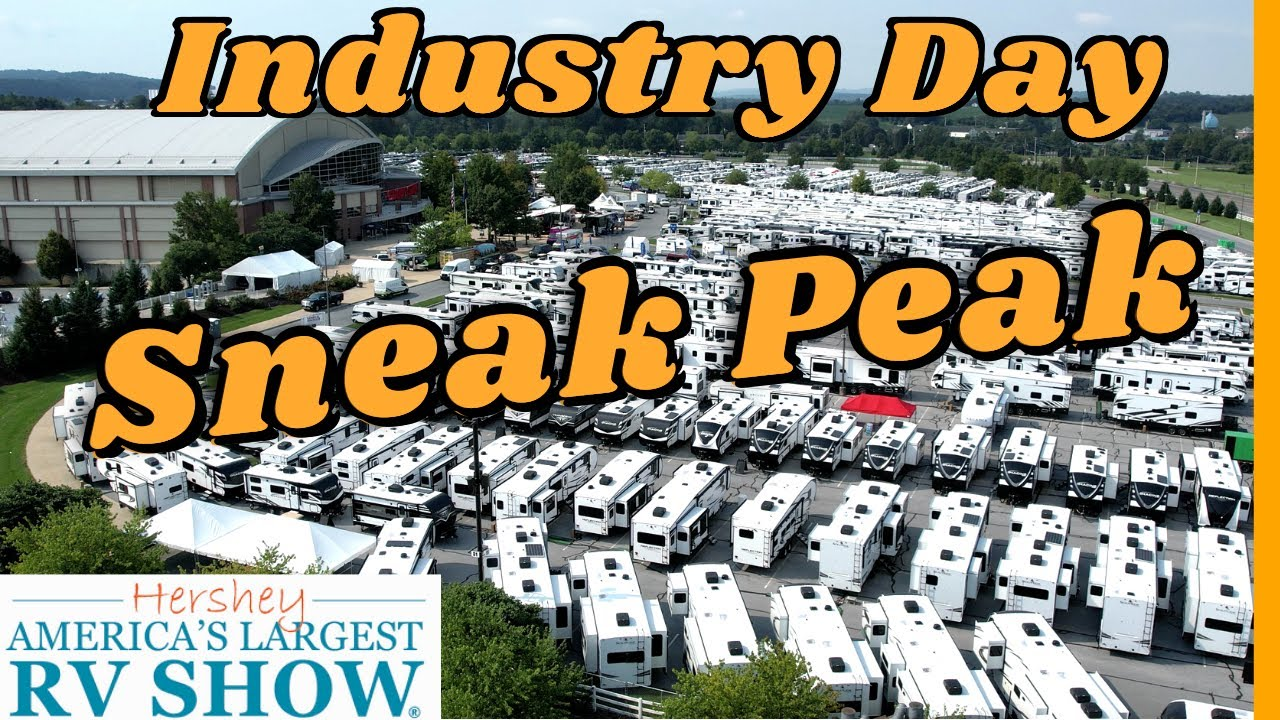 Download 2021 Hershey RV Show | Layout & Vendors PREVIEW