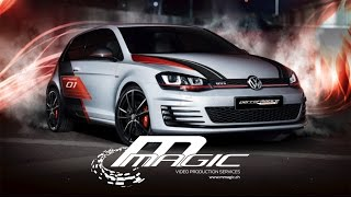 """The """"Making of"""" The VW Golf GTI Performance Limited Edition 1-100"""