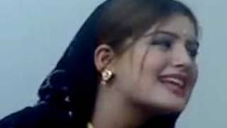 PASHTO NEW SONG GHAZALA JAVED singing at home During our visit