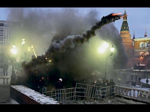 Беспорядки на Манежной площади 2010 ( 11 декабря, репортаж RENTV)