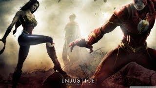 Injustice Gods Among Us - Multiplayer Battles #1 - GHOST VS. JAKE!!