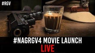 Telugutimes.net Nagarjuna & RGV New Movie Launch