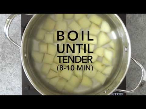 Potato 101: How to Boil Potatoes