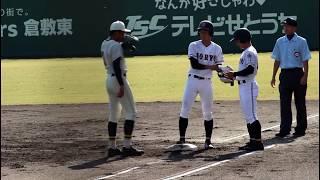 2018.11.3 高校野球 広陵高校 1年生 宗山塁君 【バッティング】