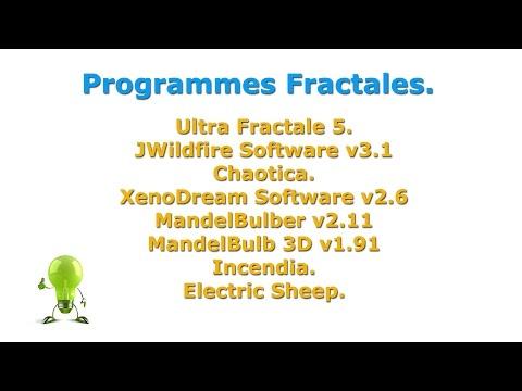 Les Programmes Fractales