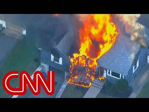 Suspected gas explosions reported in Massachusetts cities