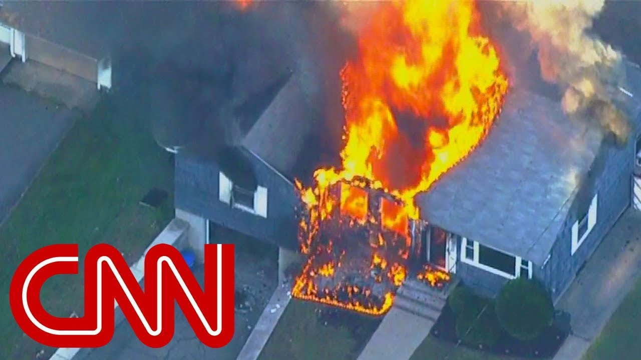 BREAKING NEWS: Forced Evacuations After Gas Explosions Reported In Massachusetts Cities