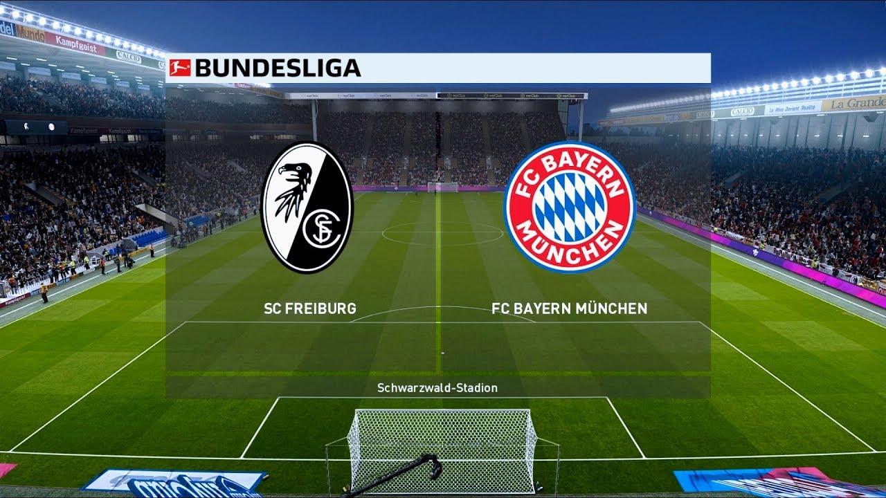 Freiburg Vs Bayern