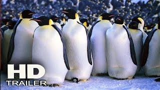 MARCH OF PENGUINS 2 - Official Trailer 2018 (Luc Jacquet) Nature Documentary Movie