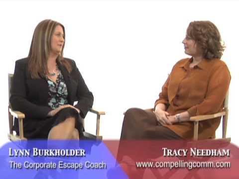 Lynn Burkholder and Tracy Needham