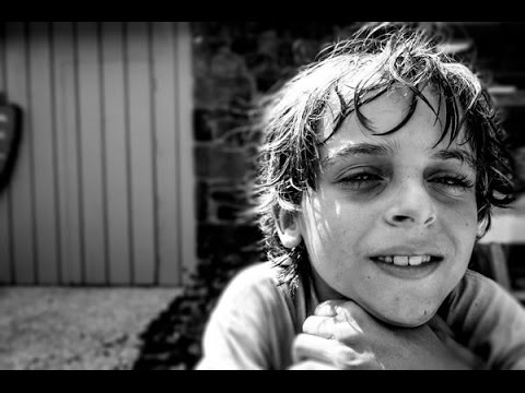 Editing black and white portraiture in lightroom and photoshop