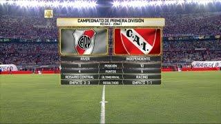River Plate vs CA Independiente full match