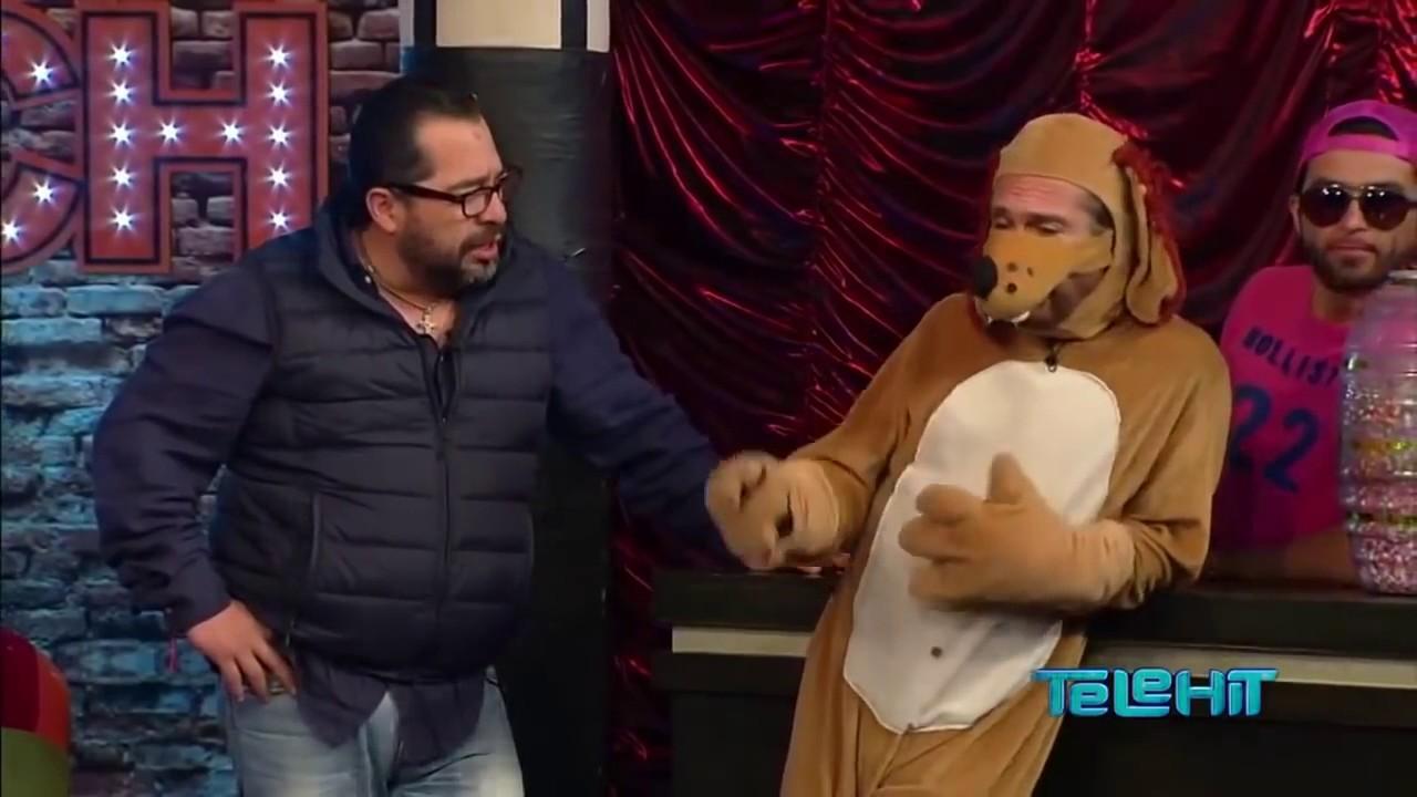 Perro Guarumo en Guerra de Chistes