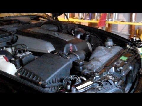 BMW E39 540i / E38 740i M62 Camshaft Position Sensor DIY