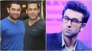 Salman Called Aamir For A Release Date | Ranbir Keeping Tabs on Katrina & More