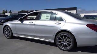 2019 Mercedes-Benz S-Class Pleasanton, Walnut Creek, Fremont, San Jose, Livermore, CA 19-2199