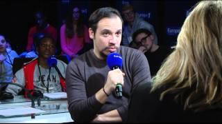 """Alexandre Astier: """"Il a fallu quatre ans de travail pour Astérix"""""""