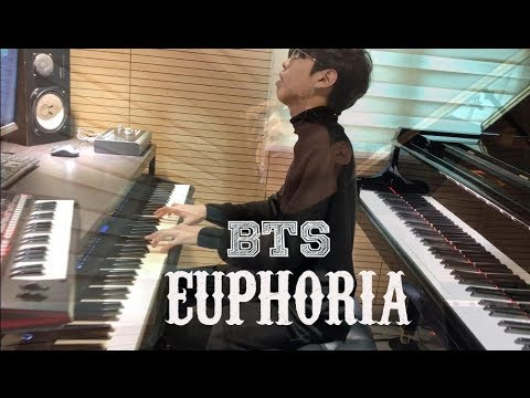 Chords for BTS(방탄소년단) - Euphoria Piano Cover by Yohan Kim