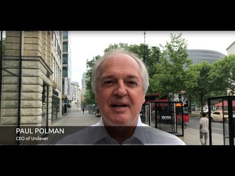 Unilever CEO Paul Polman on B1G1