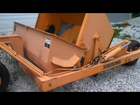 SOIL MOVER 50RF For Sale
