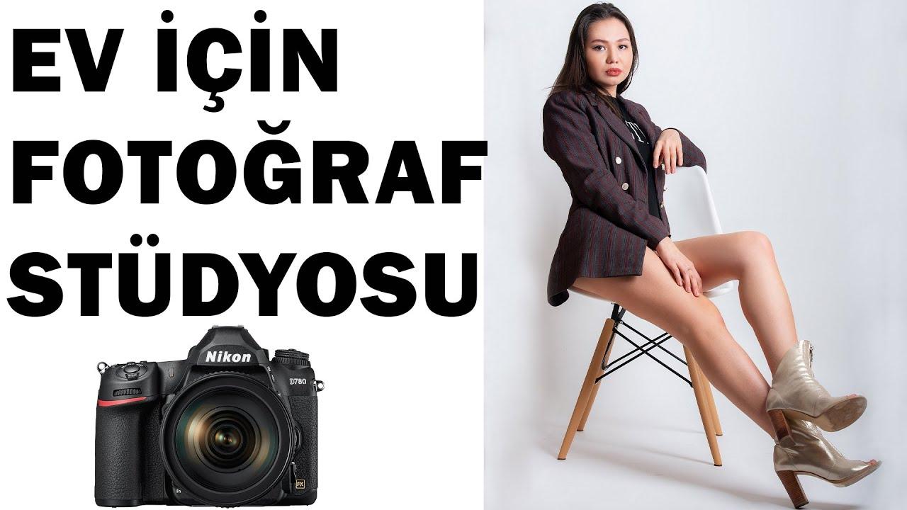 Ev için fotoğraf stüdyosu | Uygun fiyatlı ve pratik
