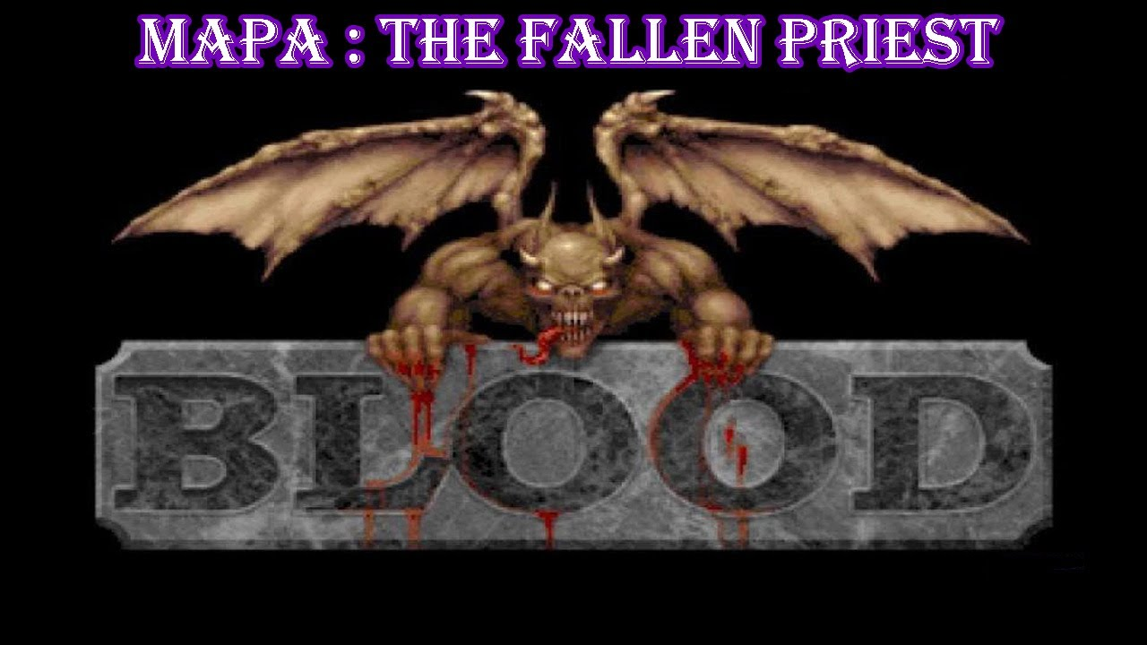 Matias juega Blood (edición random) mapa The Fallen Priest