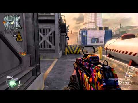 Clutch 1vs4 + Defuse - SnD Meltdown - Solo League - Black Ops 2