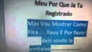 Como Registrar Brasfoot 2011 Gratis.3gp