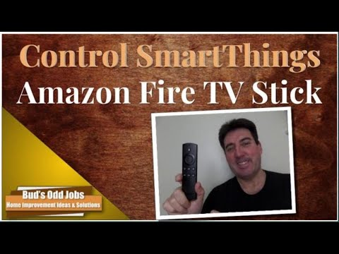 How to Use your Amazon Firestick to Control Samsung SmartThings