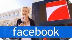 1 Tag hinter den Facebook-Kulissen - Exklusiver Einblick   taff
