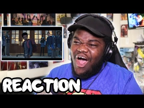 SPIDER-MAN: INTO THE SPIDER-VERSE - Official Trailer : REACTION!!