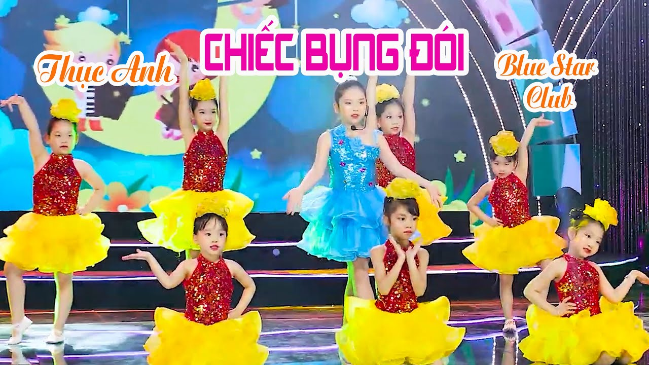 CHIẾC BỤNG ĐÓI _ Phạm Thục Anh & Blue Star Club | Ước Mơ Hồng VTC