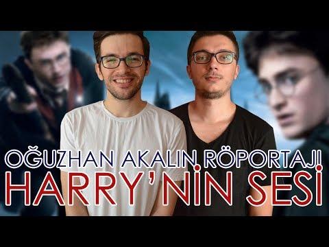 HARRY'NİN SESİ İLE TANIŞTIM! - 2.YIL ÖZEL