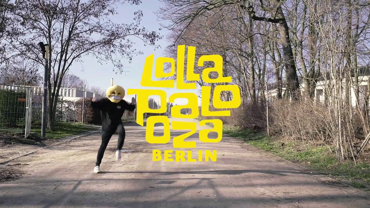 Lollapalooza Berlin 2020 • First Lineup Announcement
