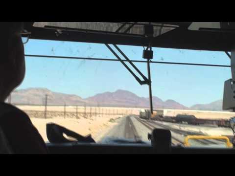 Union Pacific in-cab ride